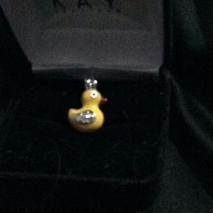 Macy's Jewelry - Yellow duck charm